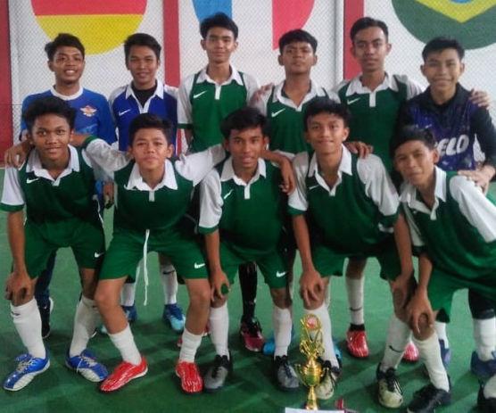 Runner Up Trofeo Garuda - Team Futsal
