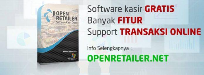 Software Kasir Gratis untuk para UKM dan UMKM