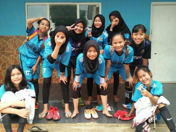 Futsal Wanita